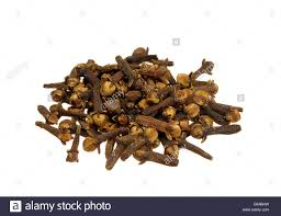 Cloves Clove Carnation Cloves Spice Stock Photo Royalty Free Image