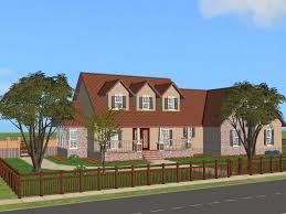 three bedroom houses apartments 1 houses mod the sims pippenville one