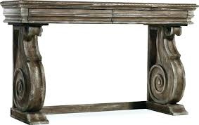 wood and metal console table wood and metal console table with drawers wood and metal console
