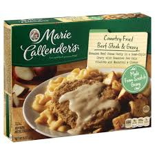 marie callender u0027s country fried beef steak and gravy shop single
