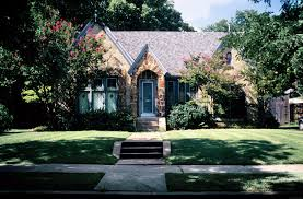 cottage homes dallas eclectic architecture