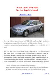 28 1996 toyota tercel repair manual 35421 1996 toyota