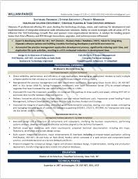 Executive Resume Sample by Healthcare Executive Resume Samples Sample Resumes