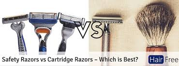 electric shaver is better than a razor for in grown hair safety razors vs cartridge razors which is best hair free life