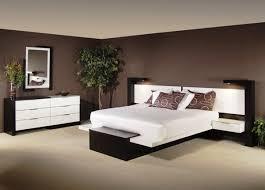 bedroom compact contemporary bedroom decor cork wall mirrors