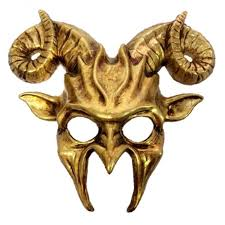 mens venetian mask buy goat masquerade mask horn mens animal ram venetian mask