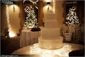 Christmas Wedding Decor - weddings at the grosse pointe yacht club in grosse pointe mi