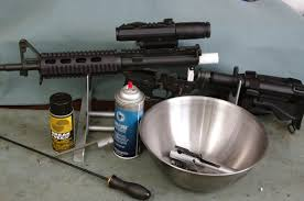 clean your ar 15 in 20 minutes