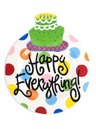 happy everything platter sale happy everything big platter w attachment ye peddler gift shoppe