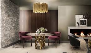 Amazing Modern Dining Tables From Luxury Furniture Brands - Furniture living room brands