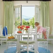 Drapes Over French Doors - you can use any type of window treatment for french doors but