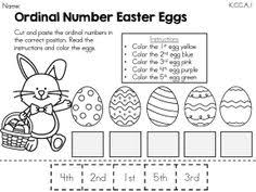 these worksheets will help your kids learn ordinal numbers