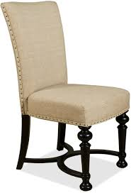 Dining Chair Construction Williamsport Side Chair By Riverside Smith Home Furnishings