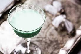 retro martini glass mint chocolate grasshopper cocktail recipe simplyrecipes com