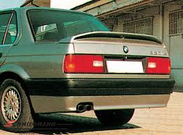 Bmw E30 Rear Valance Equipment Styling Outside For Bmw E30 New Parts Page 6