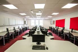 we create stylish and practical computer suites language labs and