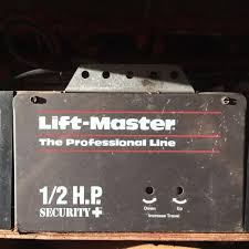 lovely liftmaster professional 1 2 hp 68 on best cover letter