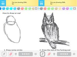 How To Draw Meme - image 572094 how to draw an owl know your meme