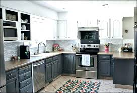 slate appliances with gray cabinets kitchens with slate appliances slate grey kitchen cabinet large size