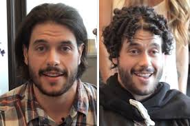 boys forced to get a perm got perms for the first time and it was absolutely hilarious