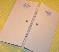 gatefold wedding invitations dove wedding invitations uc918 info