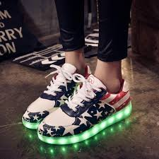 light up shoes for adults men womens fashion basket led shoes for adults men women luminous light