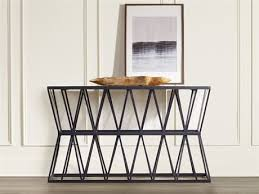 Sofa Table With Stools Console Tables For Sale Luxedecor