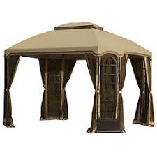 Patio Canopies And Gazebos Kmart Pergola Gardening Design
