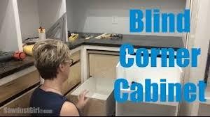 blind corner kitchen cabinet plans blind corner cabinet