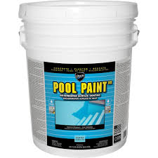 dyco pool paint 5 gal 3151 ocean blue semi gloss acrylic exterior
