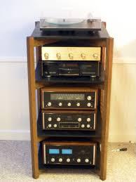 Audio Racks Diy Stereo Rack Diy Project
