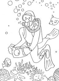 sea coloring pages printables