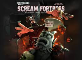 team fortress 2 scream fortress 7 halloween update announced
