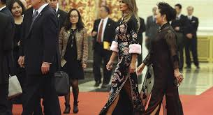 trump drapes pretty as a picture flotus drapes fine threads for china state