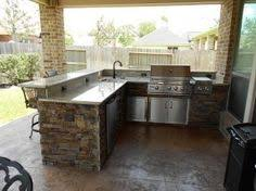 patio kitchen ideas love the lights future home pinterest kitchens garden and