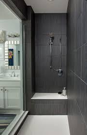 black tile bathroom ideas grey tile bathroom ideas image bathroom 2017