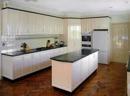 Chalk Paint Kitchen Cabinets Granite Countertop How To Paint Kitchen Cabinets Used Slide In