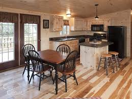 frontier log cabin manufactured in pa cozy cabins