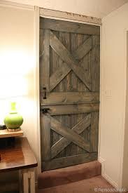 doggie door in glass door best 25 half doors ideas on pinterest barn door baby gate