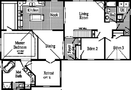 how to draw floor plans for a house 2ad1e modular homes floor plans pennwest sketch modular homes i d