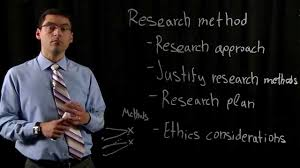 example of methodology in thesis thesis writing research method section youtube