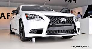 lexus ls lsh 2015 lexus ls460 f sport crafted line u2013 pebble beach debut in 30