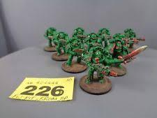 salamander k che salamander space marine en vente jouets et jeux ebay