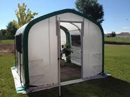 fabric greenhouses backyard u0026 temporary weatherport