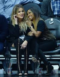 velvet car khloe kim zolciak spends day with khloe kardashian u0027s bff malika haqq