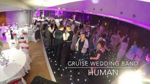 cruise wedding band on human i will wait brightside live band cruise