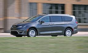 chrysler 2017 chrysler pacifica in depth model review car and driver