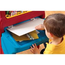 step 2 easel desk step2 art easel desk