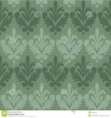 seamless victorian style wallpaper background stock images image