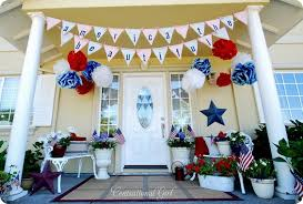 fourth of july decorations happy independent decorating think 4th of july uptown women s